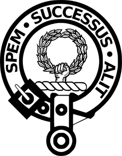 Clan Ross Crest Badge
